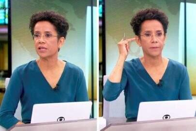 Zileide Silva comete gafe ao vivo e vira piada nas redes sociais