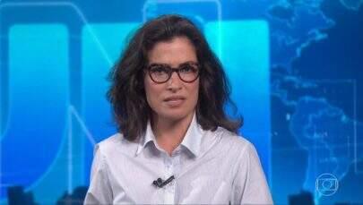 Renata Vasconcellos aparece sem maquiagem e impressiona seguidores