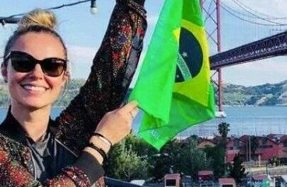 Fãs de Paolla Oliveira suspeitam de gravidez da atriz após foto em Portugal