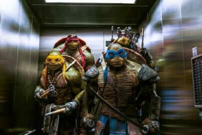 """Novo filme de """"As Tartarugas Ninja"""" está em desenvolvimento"""