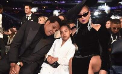 Blue Ivy reage ao ver cenas quentes de Beyoncé e Jay-Z em turnê