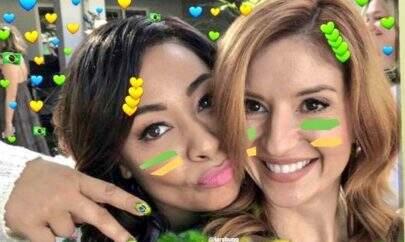 """Atrizes de """"As Visões da Raven"""" previram a vitória do Brasil"""
