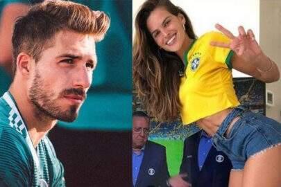 Fotógrafo de Marquezine comenta foto de Izabel Goulart e namorado da modelo responde