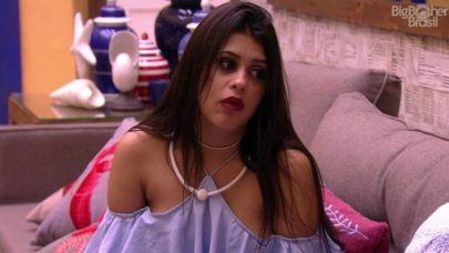 """Ana Paula, a """"bruxinha"""" do BBB 18, assume namoro com chef 18 anos mais velho"""