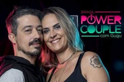 """Aritana revela no """"Power Couple"""" que foi traída por Paulo e gera polêmica"""