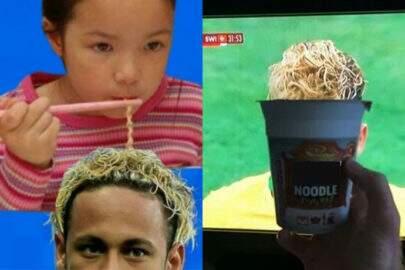 Neymar careca? Internautas fazem campanha na internet