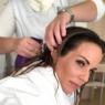 Em tratamento contra câncer, Ana Furtado é flagrada usando máscara pela primeira vez