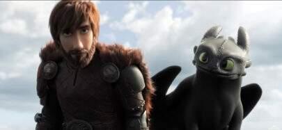 """Primeiro trailer de """"Como Treinar o Seu Dragão 3"""" dá mais detalhes do filme"""