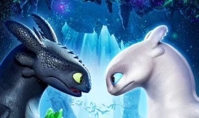 """Novas imagens de """"Como Treinar o Seu Dragão 3"""" mostra Banguela apaixonado"""