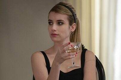 """Emma Roberts vai voltar na oitava temporada de """"American Horror Story"""""""
