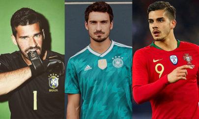 Siga os jogadores mais gatos dessa Copa do Mundo no Instagram