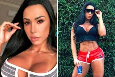 Gracyanne Barbosa revela por que é proibida de engravidar