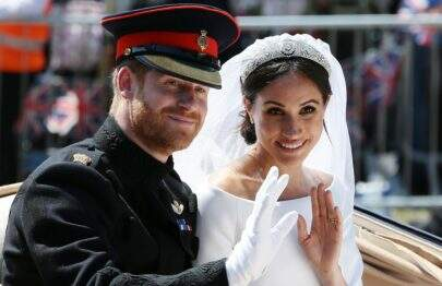 Caso Harry e Meghan Markle tenham filhas, elas não herdarão o título deles