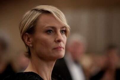 """Novas imagens de """"House of Cards"""" mostram bastidores da última temporada"""