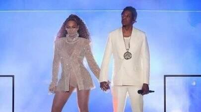 Beyoncé coloca Jay-Z na dieta; rapper perdeu 14kg em dois meses, diz site