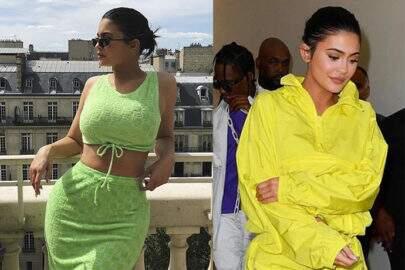 Kylie Jenner usa looks verde e amarelo e o brasileiros vão à loucura