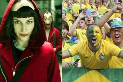 """Brasileiros fazem paródia da música de """"La Casa de Papel"""" para a Copa do Mundo"""