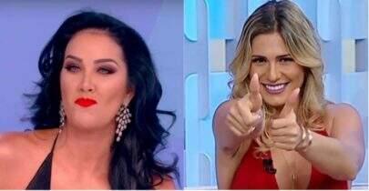 Após encontrar Helen Ganzarolli em festa, Lívia Andrade manda recado em vídeo