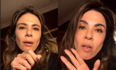 """Luciana Gimenez perde a paciência com haters: """"Parem de me encher o saco"""""""