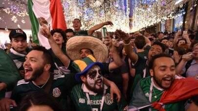 Gol contra a Alemanha provoca terremoto artificial no México, diz instituto