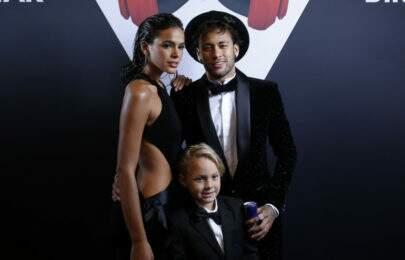 Filho de Neymar está pedindo um irmão para Bruna Marquezine