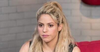 """Com o """"coração aos pedaços"""", Shakira lamenta derrota da seleção colombiana"""