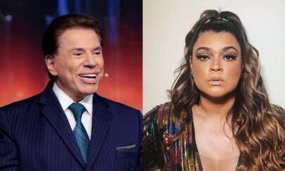 """Silvio Santos se envolve em polêmica ao falar sobre Preta Gil: """"Mais gorda que da última vez"""""""