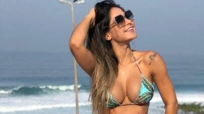 Grávida, Mayra Cardi mostra barriga de forma diferente e chama atenção na web