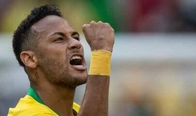 Neymar aparece pela primeira vez após eliminação do Brasil
