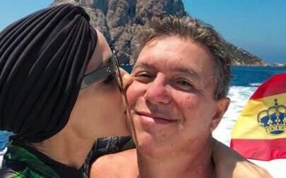 Em tratamento contra câncer, Ana Furtado se declara para Boninho