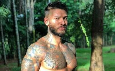 Após falso vazamento de nude, Lucas Lucco reage e apaga todas as fotos do Instagram