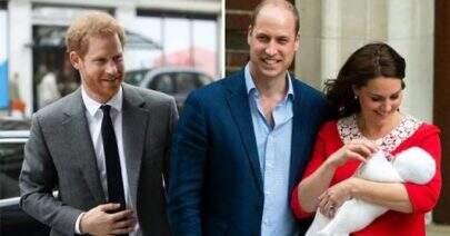 Príncipe Harry vai dar presente fofíssimo para o sobrinho de batizado