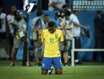 """Neymar fala pela primeira vez sobre eliminação: """"Difícil encontrar forças pra querer voltar"""""""