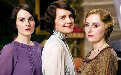 """""""Downton Abbey"""" vai virar um filme com o mesmo elenco da série"""