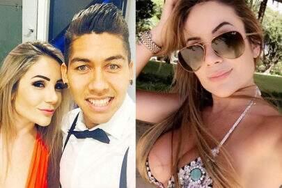 Hackers invadem Instagram de Larissa Pereira, mulher de Firmino