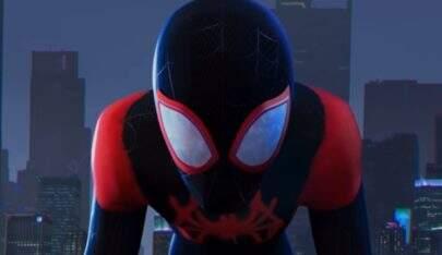 Animação Homem-Aranha no Aranhaverso ganha nova imagem inédita