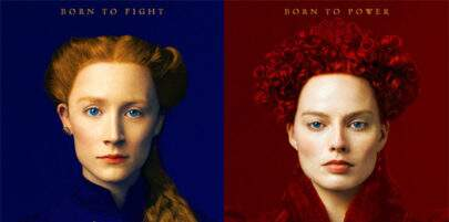 """Trailer de """"Mary Queen of Scots"""" mostra Saoirse Ronan e Margot Robbie bem diferentes"""