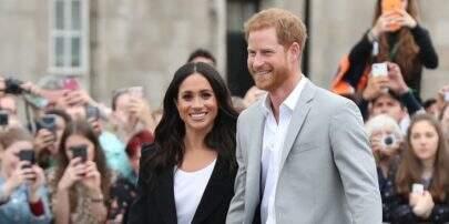 Roupa escolhida por Meghan Markle foi vetada pelo Príncipe Harry, diz jornal