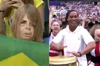 França vence na Copa, mas Brasil é campeão nos memes