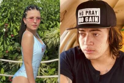 Após ser detonado por brincar com testa de Larissa Manoela, Whindersson Nunes se pronuncia