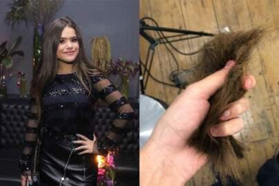 Maisa Silva corta o cabelo, mostra resultado e fãs reagem