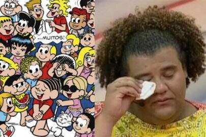 Morte entre os personagens da 'Turma da Mônica' emociona internautas