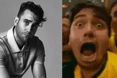 """Após eliminação da Inglaterra, brasileiros se vingam de Neville, da saga """"Harry Potter"""""""