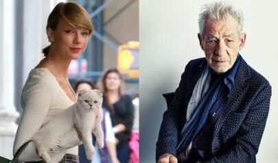 """Taylor Swift e Ian McKellen vão estrelar filme do musical """"Cats"""""""
