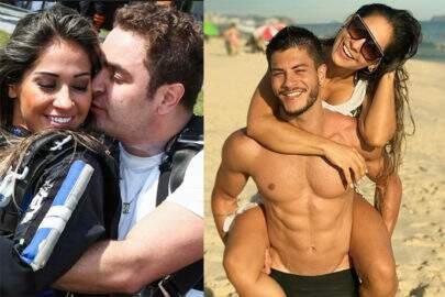 Casada com Arthur Aguiar, Mayra Cardi se declara para ex no Instagram
