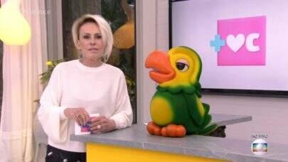 """CBF orienta que Globo não chame o canarinho de """"pistola"""" e Ana Maria e Louro José reagem"""
