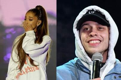 Ariana Grande comenta 'piada' que noivo fez sobre atentado no seu show em Manchester