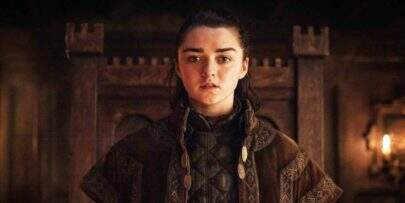 "Maisie Williams se despede de ""Game of Thrones"" e pode ter dado spoilers"