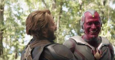 """Bastidores de """"Vingadores: Guerra Infinita"""" mostra os erros de gravação do filme"""