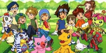 """""""Digimon"""" vai ganhar novo filme mostrando os personagens originais adultos"""